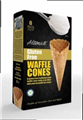 GLUTEN FREE WAFFLE CONES  MED SERVE 8PK