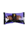 BYRON BAY COOKIE COMPANY 2PK BABY BUTTON TRIPLE CHOC FUDGE 25G