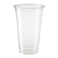 CUP PET CLEAR 710ML 24OZ