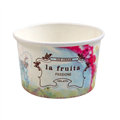 CUP LA FRUITA ICE CREAM 5OZ