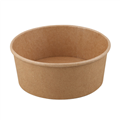 BOWL KRAFT PLA FOOD 24OZ 148 x 60 mm