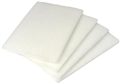 SCOUR PAD WHITE 230X150X10MM