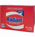 RADIANT LAUNDRY POWDER COMMERCIAL 12KG