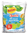 70ML QUELCH FRUIT STICKS 24PK