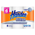 HANDEE TOWEL ULTRA WHITE 2PLY 6S