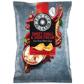 RED ROCK DELI CHIPS SOUR CREAM AND SWEET CHILLI 90G 12 PACK