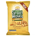 GRAINWAVES CHEDDAR     175GM