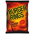BURGER RINGS            90GM