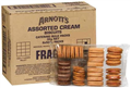 ARNOTTS BISCUITS ASSORTED CREAMS BULK 3KG