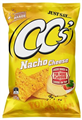 CCS CORN CHIPS NACHO CHEESE  175GM