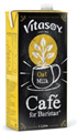 1L VITASOY CAFE OAT FOR BARISTAS