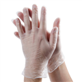 GLOVE VINYL CLEAR POWDER FREE MEDIUM